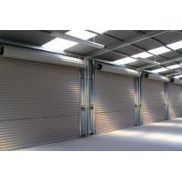 China Perspective Ventilation Security Roller Shutters , Baking Paint Stainless Steel Shutters wholesale