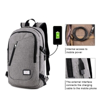 China Waterproof Durable  48CM Business Laptop Backpacks wholesale