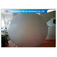 China Colorful Inflatable Advertising Balloon / Flying Saucer Helium Balloon wholesale