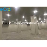 China Electriccal Control Frozen Food Storage Warehouses For Logistics And Transfer Center wholesale