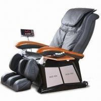 China Smart Multi-Function Massage Chair with 3 Memory Buttons wholesale