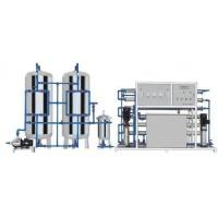 China 3000L/h Reverse Osmosis Drinking Water Treatment plant wholesale