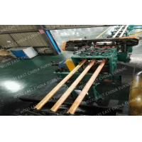 China 95x25 Red Copper Pipes  3-strands  Horizontal Copper Continuous Casting Machine wholesale
