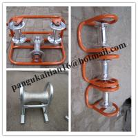China Corner Roller With Plug-In Hinges,Cable Guide ,Cable Laying ,Corner Roller wholesale