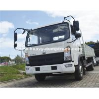 China Right Hand 4x2  HOWO Comercial Cargo Truck With 3 M³ Cargo Bucket wholesale