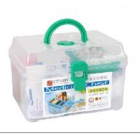 China low price Kits / family health kits / children medicine chest random color wholesale