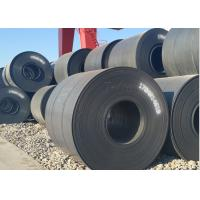 China ASTM A283 Hot Rolled Steel Coil 1.5 - 25.4mm Coil Thickness Black Surface wholesale