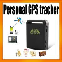 China New TK102 GPS102 Mini GPS Tracker GSM SMS GPRS Tracking on mobile phone or online platform wholesale