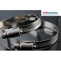 China 2015 top quality worm drive hose clamp american type wholesale