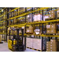 China Cold Steel Q235B Hot Sell Heavy Duty Adjustable Warehouse Storage  Pallet Racking System wholesale