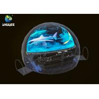 China Small Investments And  High Returns Dome Movie theater 360 Dome Experience Capacity 28 People wholesale