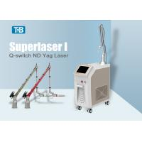 Buy cheap 1064nm 532nm Spot Size 2-10 Q Switch Nd Yag Laser For Pigment Deposit Dispelling from wholesalers