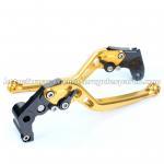 China Aluminum Motorcycle Brake Clutch Lever For CBR1100XX BLACKBIRD Motorbike Parts wholesale