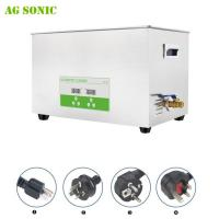 China High Frequency Ultrasonic Cleaner 80KHZ or 120KHZ for Precision Cleaning on sale