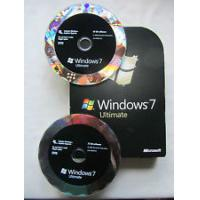 China Microsoft PC Computer Software COA Label Windows 7 ult COA Sticker Online Activate wholesale