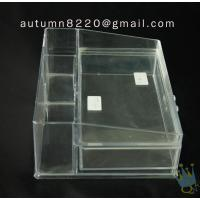 China BO (60) acrylic portable jewelry display cases wholesale