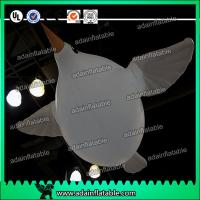 China Event Party Hanging Decoration Inflatable flying Bird With LED Light wholesale