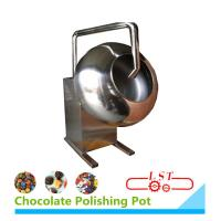 China SSS304 Material Chocolate Coating Equipment For Chocolate Beans 1 Year Warranty wholesale