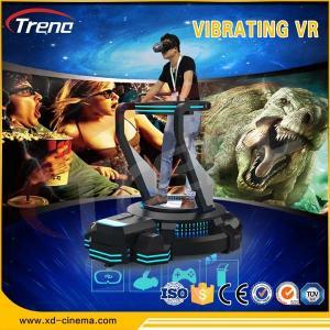 China 9D Virtual Reality Simulator on sale