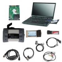 China Truck Speed Limit  Mercedes Benz Truck  Diagnostic Tool With Dell D630 New Released C204/ C205/ CLA117/ GLC156/ E207 etc wholesale