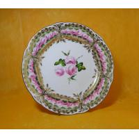 China Round porcelain plate (NG7021) wholesale