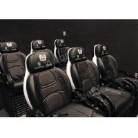 China Professional 5D Cinema System Shows Exciting Short Film With Immersive Seating System wholesale