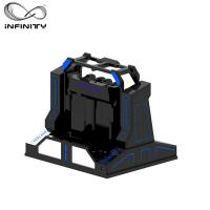 Quality 2 Seats 9D Motion Simulator Platform Super VR Pendulum Rotation Gaming Machine for sale