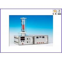 China Rubber Oxygen Index Apparatus / Tester With 0.1Mpa Working Pressure wholesale