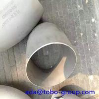 China Stainless Steel Elbow Pipe ASTM A182 F51 / UNS31803 / 1.4462 DN 15-1500 wholesale