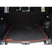 China Car accessories styling floor mat Car Trunk Mat wholesale