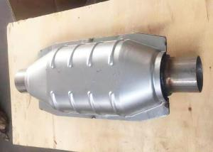 China Inlet / Outlet Id 51mm SUS Car Catalytic Converter wholesale