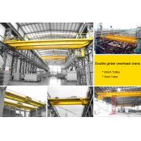 European Style Innovative End Carriages Design For Double Girder Eot Crane