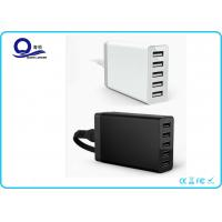 China 5 Ports Desktop USB Hub Charging Station with Smart IC Technology for iPhone wholesale