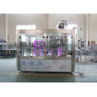 China CE Automatic Drinking Water Filling Plant For Non-Carbonated / Drink wholesale