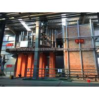 China ISO 9001:2008 50 Tons Per Day Solid Sodium Silicate Furnace Production Line wholesale
