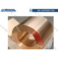 Copper And Tin Qsn8 - 0.3 Bronze Alloy Foils for Anti - abrasion Devices