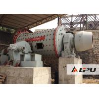 China Continuous Ball Milling Process Iron Ore Ball Mill Mining For Ore Dressing Industry wholesale