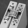 China 3D Adjustable Concealed Hinge for Concealed System Door wholesale