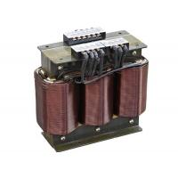 Quality Low Voltage Copper Coil Iron Core Dry Type Isolation Transformer 50HZ / 60HZ for sale