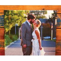 Personalized Contemporary Square 11 x 11 Photo Album Book For Pregnancy / Engagement