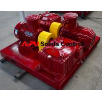 China Aipu solids high quality well drilling mud mixer on mud tank for sale wholesale