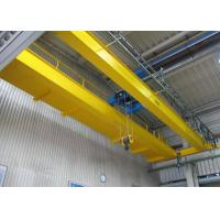 Quality Heavy Duty Industrial Travelling Overhead Crane EOT Crane for Steel Plants / Paper Mills for sale