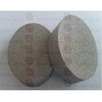 China Stainless steel powder sintering filter material components sintered stainless steel filte wholesale