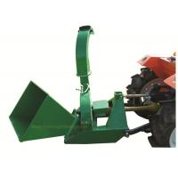 China 30 - 100 HP 6 Inch Chipper Shredder , 3 Point Hitch Home Wood Chipper wholesale