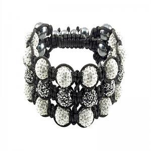 China Crystal Bangle Bracelets CJ-B-120 wholesale