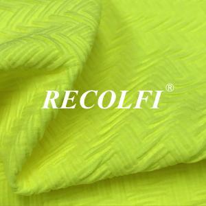 China Nylon Spandex Polyamide 110CM Recycled Mesh Fabric wholesale