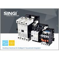China DC / AC Magnetic Contactor , 9A - 115A 3P 4P Electrical Magnetic Contactor wholesale