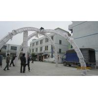 China Outside Large And Small Series Aluminum Lighting Truss With Arch Roof Top wholesale
