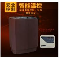 China Wall Mounted Steam Sauna Equipment Heater Customized Color With Heat Sink Hole wholesale