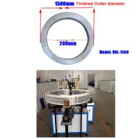 Quality manufacturer copper wire winding machine for bushing with connection for sale